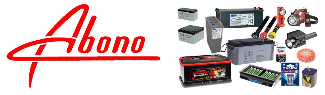 Abono - latarki, baterie, akumulatory